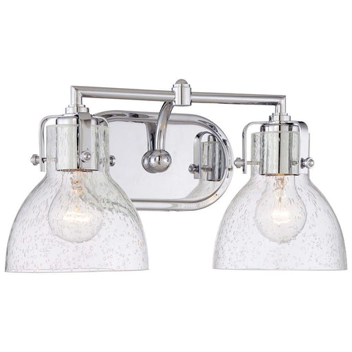 Minka Lavery Bath  Vanity Light Chrome