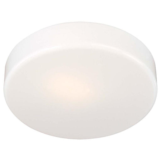 Minka Lavery 1 Light Flush Mount, White