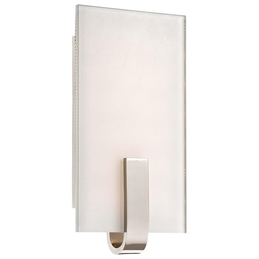 Minka George Kovacs LED Wall Sconce, Polished Nickel