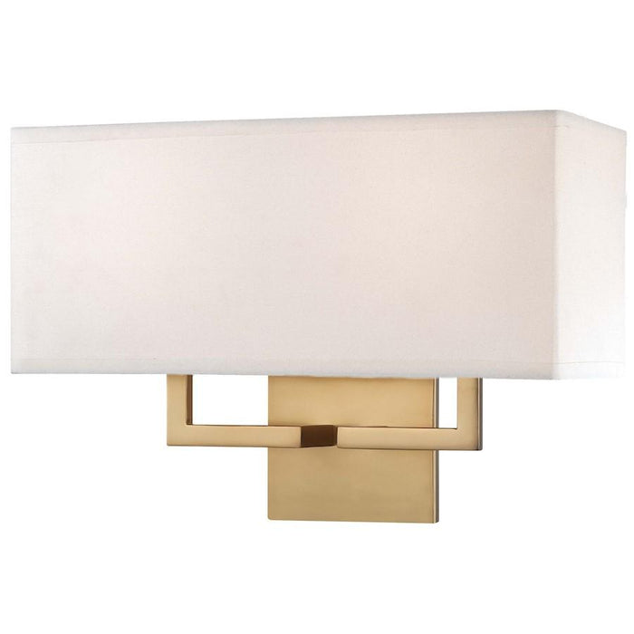 Minka George Kovacs 2 Light Wall Sconce