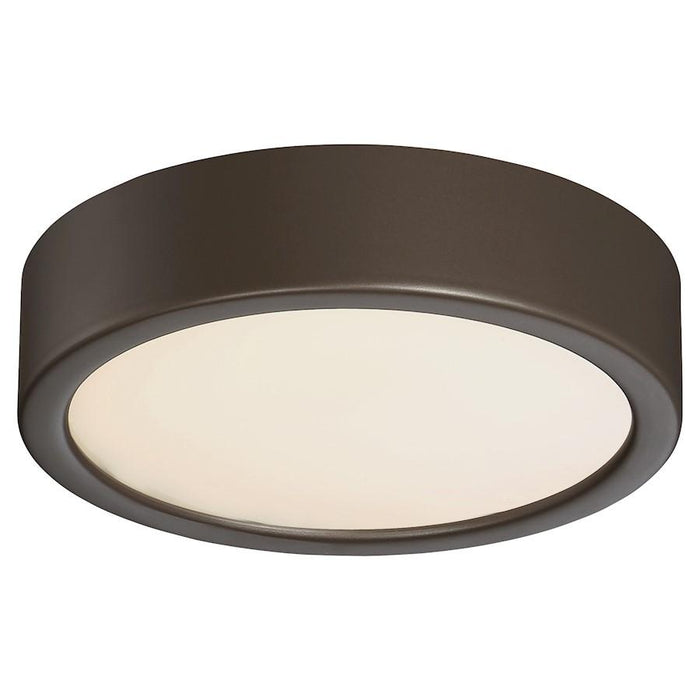 "Minka George Kovacs 6"" LED Flush Mount, White"