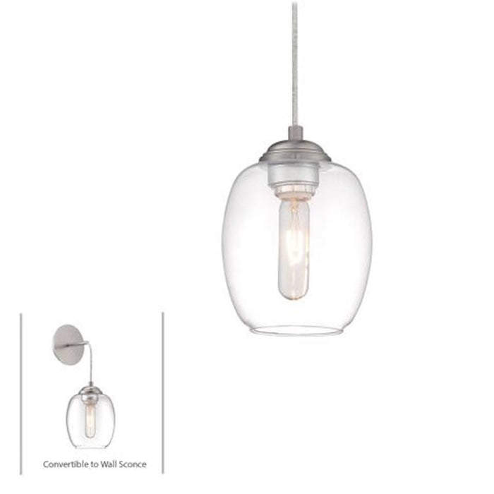 Minka George Kovacs Bubble 1-LT Convertible Mini Pendant