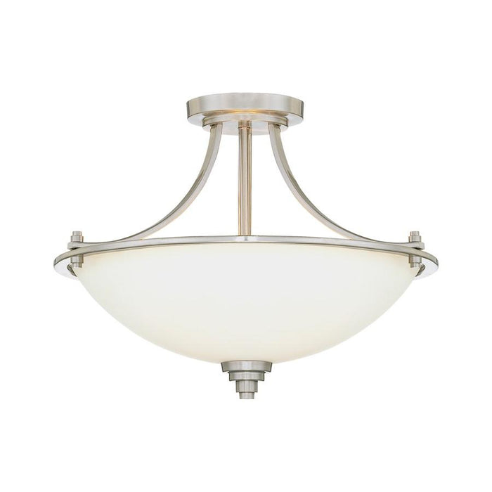 Millennium Lighting Bristo 3 Light Semi-Flush Mount