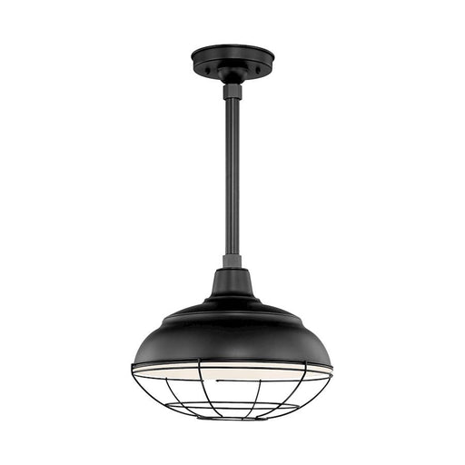 Millennium Lighting R Series 1 Light Warehouse Shade