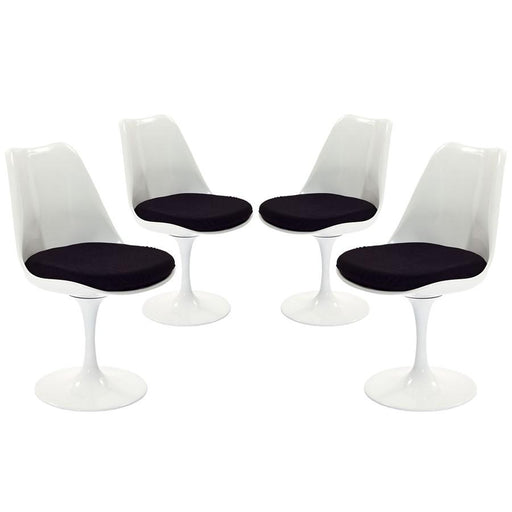 Modway Furniture Lippa Dining Side Chair Set Of 4