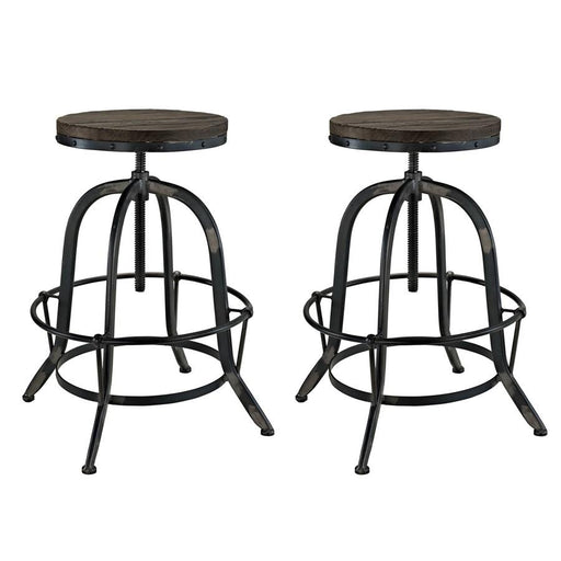 Modway Furniture Collect Bar Stool Set of 2
