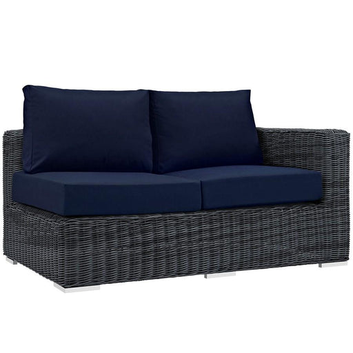 Modway Summon Outdoor Sunbrella Right Arm Loveseat