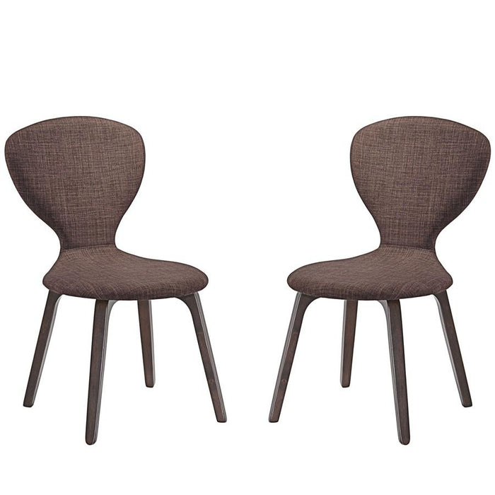Modway Tempest Dining Side Chair Set of 2