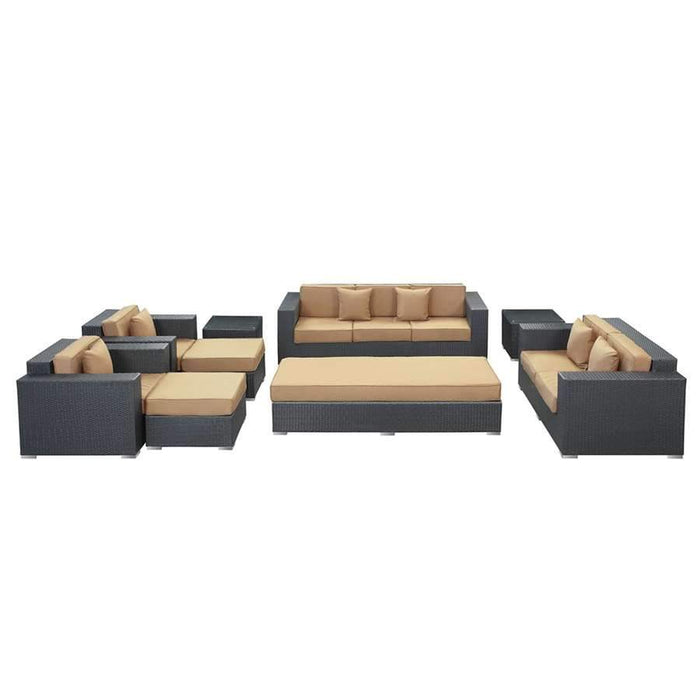 Modway Furniture Eclipse Outdoor Sofa
