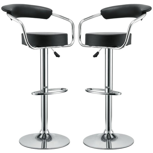 Modway Furniture Diner Bar Stool Set of 2