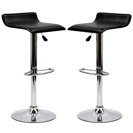 Modway Furniture Gloria Bar Stool Set of 2