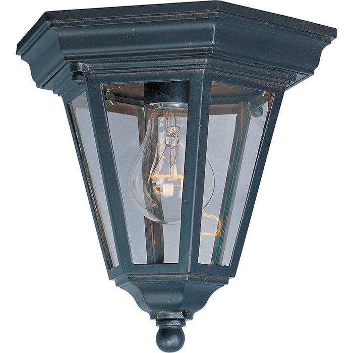 Maxim Westlake Cast 1-Light Outdoor Ceiling Mount
