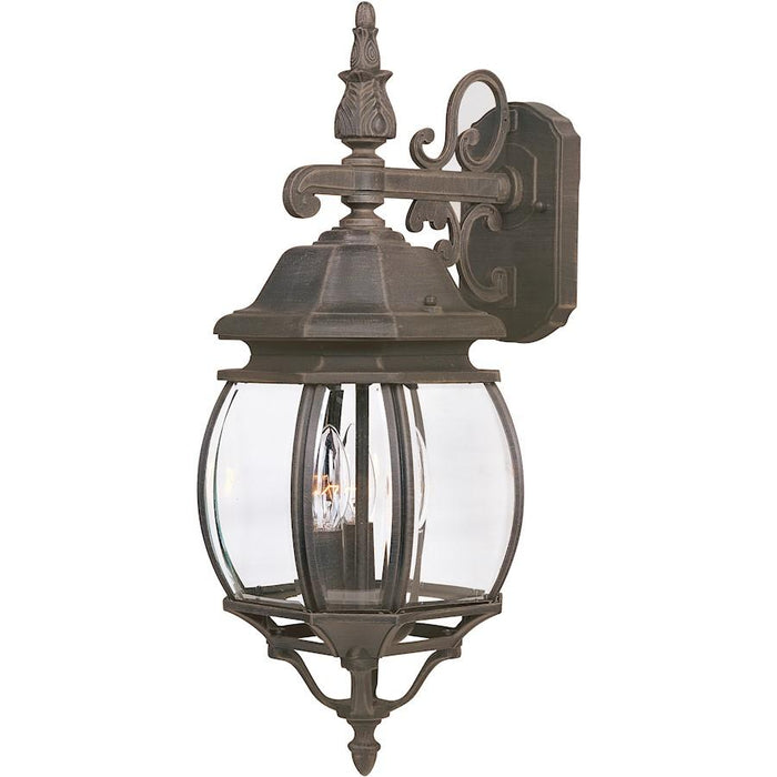 Maxim Lighting Crown Hill 3-Light Outdoor Wall Lantern