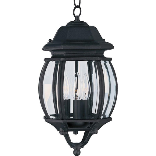 Maxim Crown Hill 3-Light Outdoor Hanging Lantern