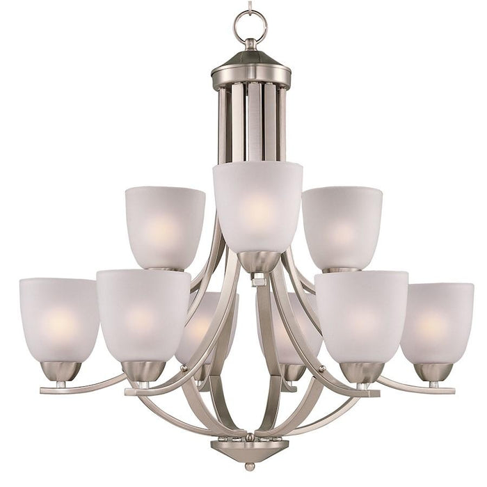 Maxim Lighting Axis 9 Light Chandelier