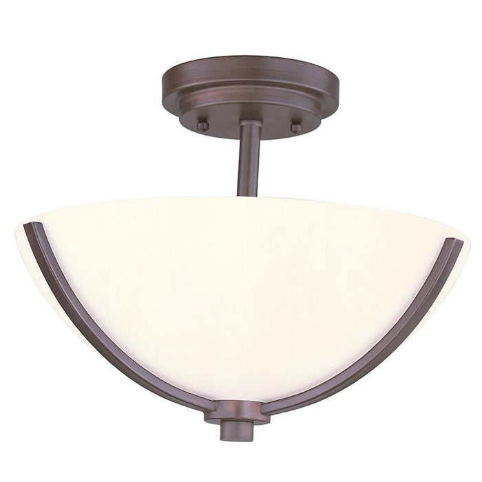 Maxim Lighting Rocco 3-Light Semi-Flush