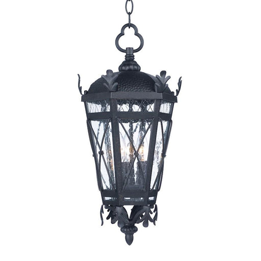 Maxim Lighting Canterbury DC Hanging Lantern, Bronze