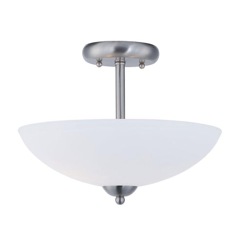 Maxim Lighting Taylor 2 Light Semi Flush