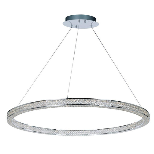 Maxim Lighting Eternity LED Pendant, Polished Chrome
