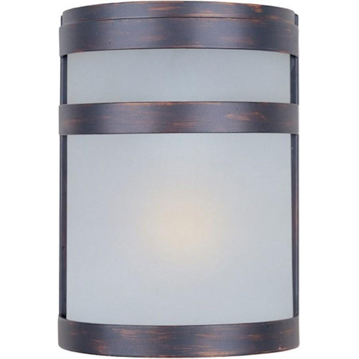 Maxim Arc EE Outdoor Wall Lantern, Oil Rubbed Bronze