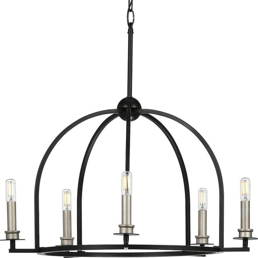 Progress Lighting Seneca Five-Light Chandelier