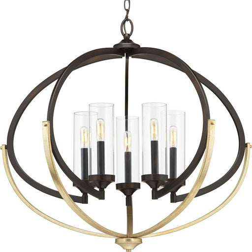 Progress Lighting Evoke 5-Light Chandelier