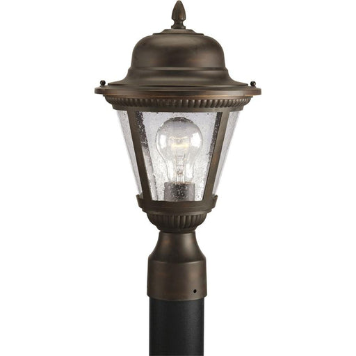 Progress Lighting Outdoor Posts One-Light Post Lantern