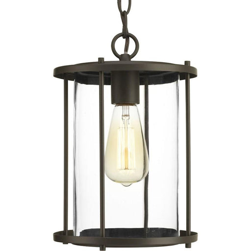 Progress Lighting Gunther Hanging Lantern, Antique Bronze