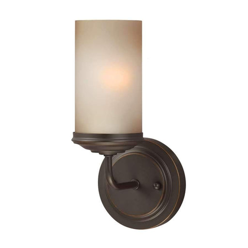 Sea Gull Lighting Sfera Wall, Autumn Bronze