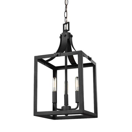 Sea Gull Lighting Labette Small 3 Light Hall/Foyer