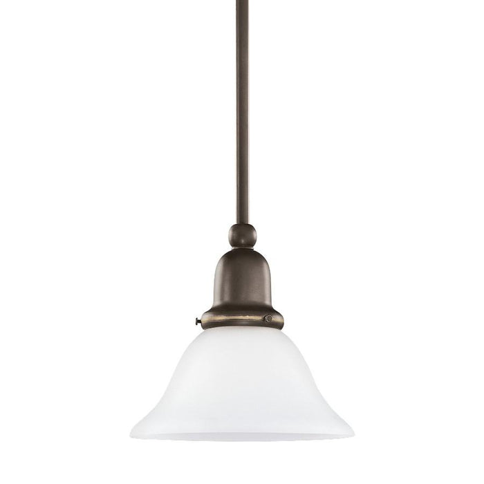 Sea Gull Lighting Sussex 1 Light Mini-Pendant