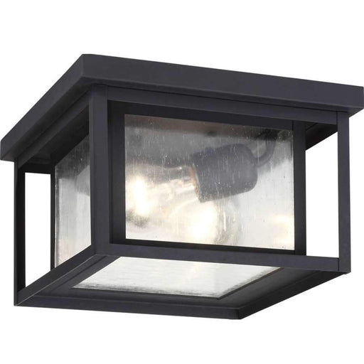 Sea Gull Lighting Hunnington Outdoor Flush Mount