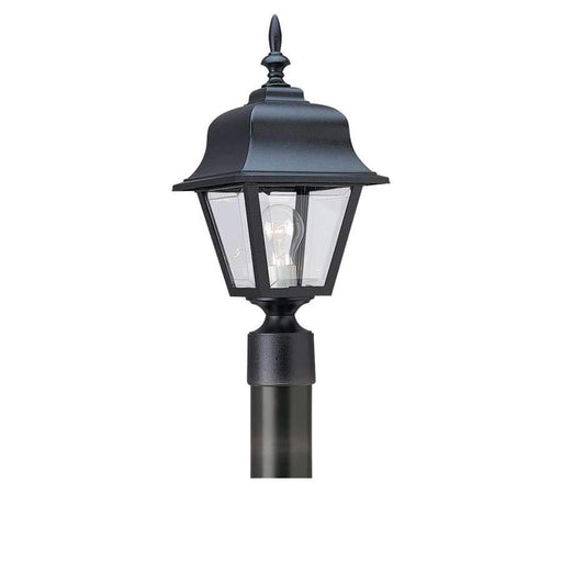 Sea Gull Lighting Single-Light Post Lantern