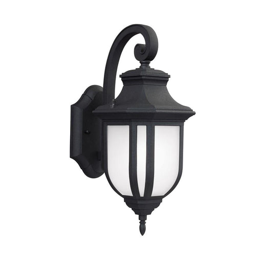 Sea Gull Lighting Childress Medium 1 Light Outdoor Wall Lantern