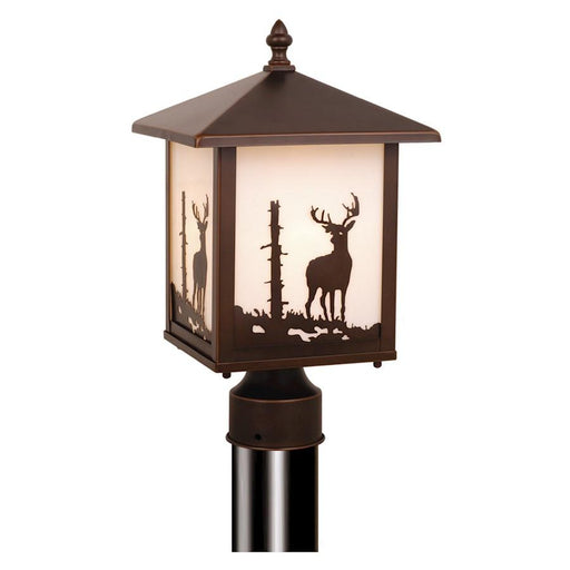 Vaxcel Bryce Outdoor Post Light