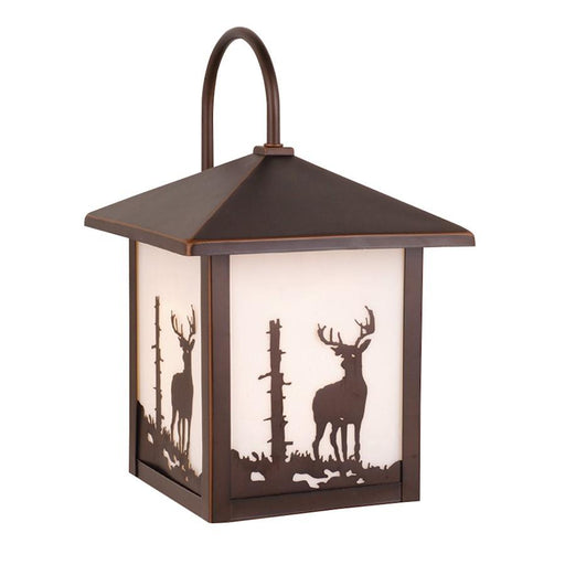 "Vaxcel Bryce 8"" Outdoor Wall Light"