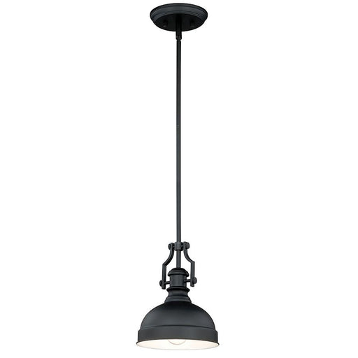 Vaxcel Keenan 1 Light Mini Pendant, Oil Rubbed Bronze