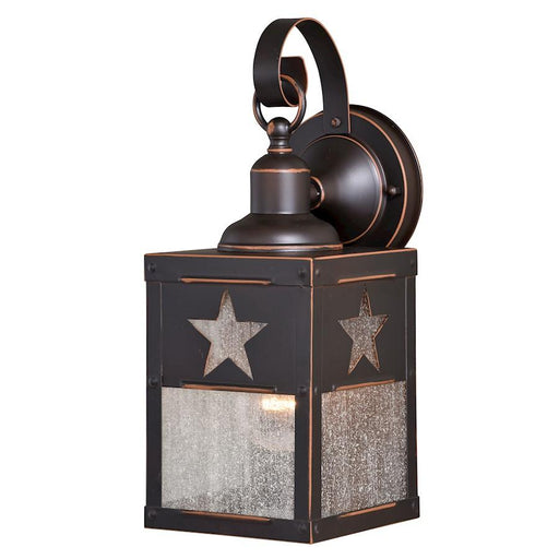 Vaxcel Ranger Outdoor Wall Light, Burnished Bronze