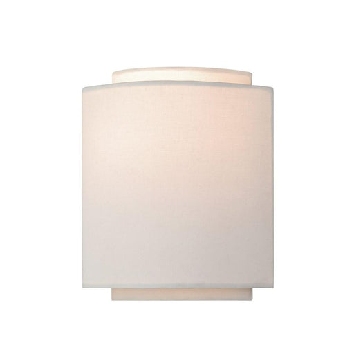 Vaxcel Burnaby 1 Light Wall Sconce, Matte Brass