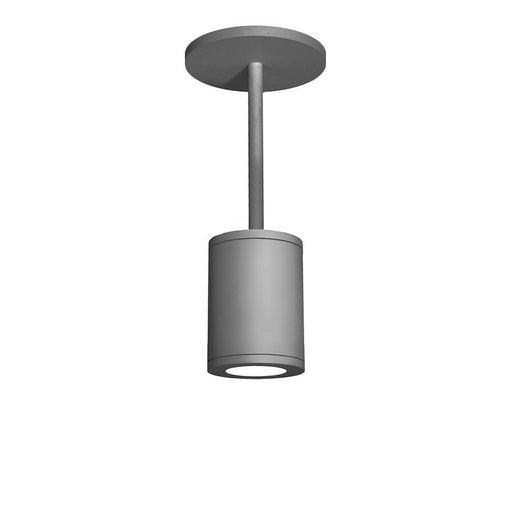 "WAC Lighting Tube Architect 5"" LED Pendant, Graphite"