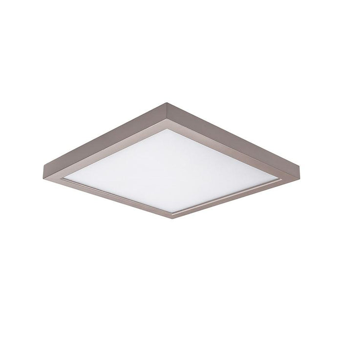 WAC Lighting Square 1 Light Flush Mount