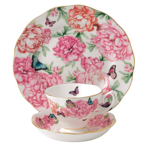 Miranda Kerr for Royal Albert Gratitude 3-Piece Place Setting
