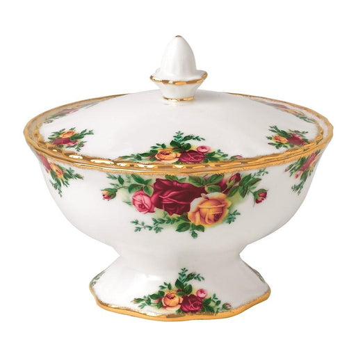 Royal Albert Old Country Roses Lidded Box