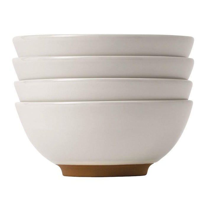 "Barber and Osgerby for Royal Doulton Olio White 3.1"" Dip Dishes in Set/4"