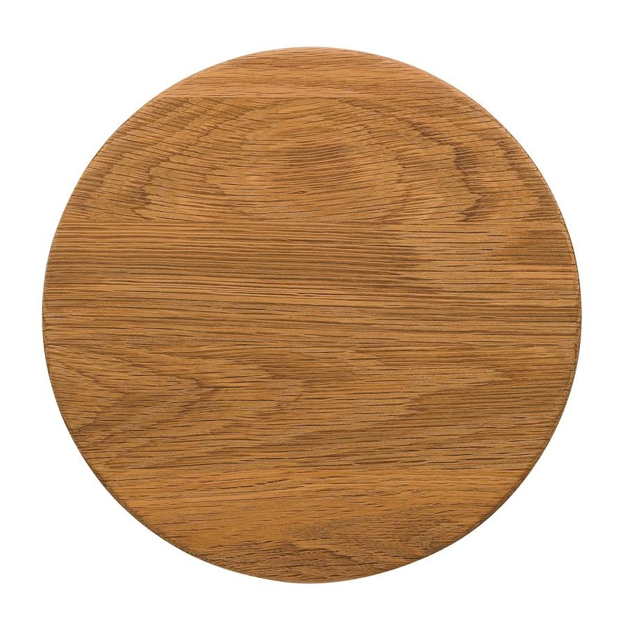 Barber and Osgerby for Royal Doulton Olio Wooden 7.4 in Trivet