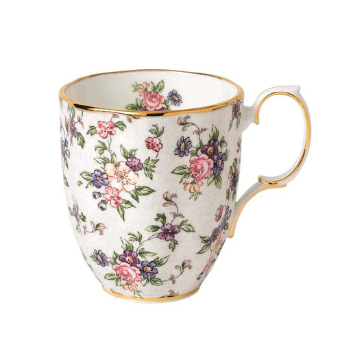 Royal Albert 100 Years of 1940 English Chintz Mug
