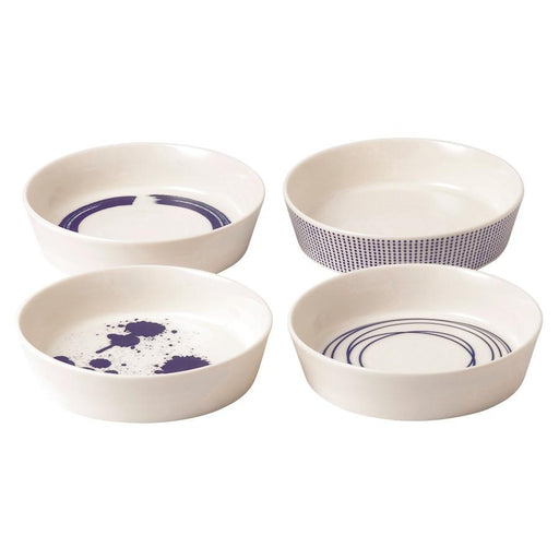 Royal Doulton Pacific Round Serving Dishes in Set of 4