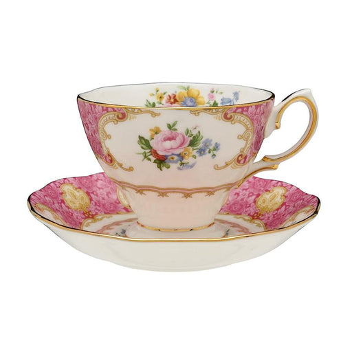 Royal Albert Lady Carlyle Teacup and Saucer