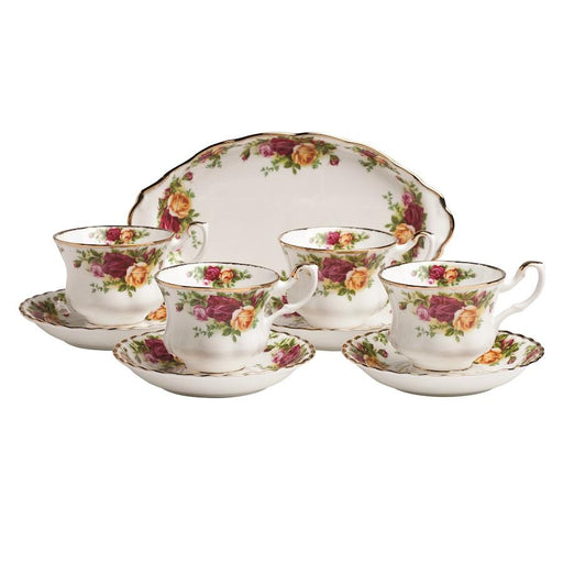 Royal Albert Old Country Roses 9-Piece Set