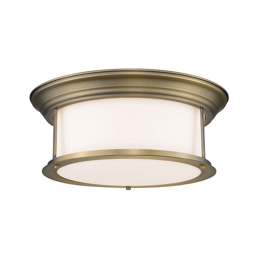 Z-Lite Sonna 3 Light Flush Mount